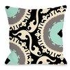 One Bella Casa Suzy Throw Pillow