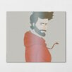 One Bella Casa Red Pullover by Michael Sanderson Painting Print on Wrapped Canvas