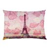 One Bella Casa La Tour Eiffel Pillowcase