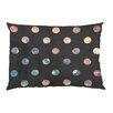 One Bella Casa Hidden Gem Dots Pillowcase