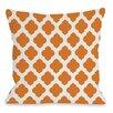 One Bella Casa All Over Moroccan Throw Pillow