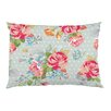 One Bella Casa Oversized Cabbage Rose Standard Pillowcase