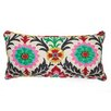 Loni M Designs Santa Maria Desert Flower Throw Pillow
