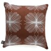 Inhabit Aequorea Organic Throw Pillow