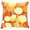 Inhabit Aequorea Seedling Graphic Throw Pillow