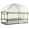 Disco Bed Mosquito Net and Frame