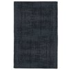 Calvin Klein Home Nevada Hand-Loomed Midnight Black Area Rug