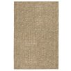 Calvin Klein Home Nevada Hand-Loomed Dark Beige Area Rug
