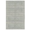 Calvin Klein Home Nevada Hand-Loomed Grey Area Rug