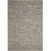 Calvin Klein Home Lowland Hand-Woven Grey/Beige Area Rug