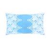Divine Designs Monterey Paisley Lumbar Pillow
