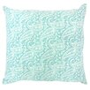 Divine Designs Avalon Paisley Throw Pillow