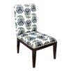 Divine Designs Beatrice Paisley Slipper Chair