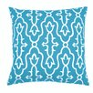 Divine Designs Maira Cotton Throw Pillow