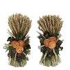 Urban Florals Holiday Bentley Quince (Set of 2)