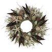 Urban Florals Beach Chic Wreath