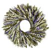 Urban Florals Lavender Farm Wreath