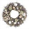 Urban Florals Lavender Beach Wreath
