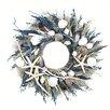 Urban Florals Wave Wreath