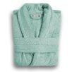 Luxor Linens Anini Bamboo Rayon and Cotton Spa Bath Robe