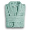 Luxor Linens Anini Bamboo and Cotton Spa Bath Robe