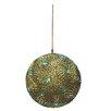 Dekorasyon Gifts & Decor Holiday Twirl Ball Ornament (Set of 2)