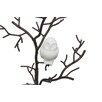Dekorasyon Gifts & Decor Owl on Wire Branch Tree Glass Tealight