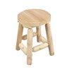 "Rustic Natural Cedar Furniture 18"" Bar Stool (Set of 2)"