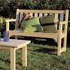 Rustic Natural Cedar Furniture Cedar English Wood Garden Bench