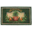 Peking Handicraft Pinapple Coir Doormat