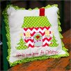 Glory Haus Hearts Come Home For Christmas Pillow