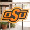 Oklahoma State Logo Burlee Wall Decor - Glory Haus Garden Statues and Outdoor Accents