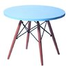 Commercial Seating Products Eames Kids Round Writing Table