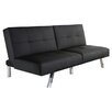 Leader Lifestyle Royale 3 Seater Clic Clac Sofa Bed