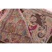 Sabira Nashik Paisley Throw Blanket
