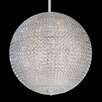 TheWatsonShop Da Vinci 72 Light Globe Pendant