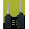 Art Group Battersea Power Station by Jennie Ing Canvas Wall Art