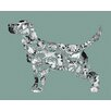 Art Group Cocker Spaniel by Louise Tate Canvas Wall Art