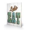 Art Group Wandkunst Let's Eat von Barry Goodman