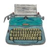 "Art Group Leinwandbild ""Typewriter"" von Barry Goodman, Wandbild"