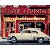 Art Group Lenox Lounge by Alain Bertrand Canvas Wall Art
