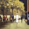 """Art Group Leinwandbild """"Knightsbridge II"""" von Jon Barker, Kunstdruck"""
