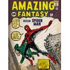Art Group Spider-Man Issue I Poster Canvas Wall Art