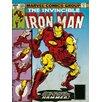 "Art Group Iron Man ""Hammer"" Vintage Advertisement Canvas Wall Art"