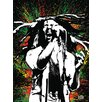 Art Group Bob Marley Paint Canvas Wall Art