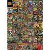 Art Group Kunstleinwanddruck Marvel Comics, Comic Covers