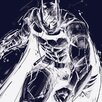 Art Group Batman Arkham Knight Stance Canvas Wall Art