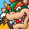 Art Group Super Mario Bowser Canvas Wall Art