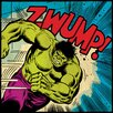 Art Group Hulk Zwump Canvas Wall Art