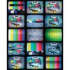 Art Group Late Night TV by Troy Litten Canvas Wall Art